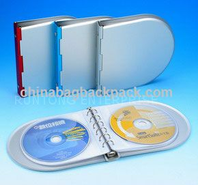 Aluminium CD Holder