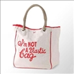 Natural Cotton Shopping Bag