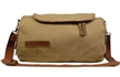 Cotton Canvas schoudertas en Travel Bag