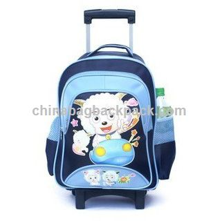 Ecole Trolley Backpack