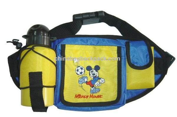 Waist Pack With Sports Bottle